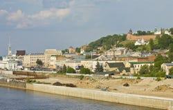 Nizhni Novgorod, Ρωσία Στοκ εικόνα με δικαίωμα ελεύθερης χρήσης