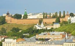 Nizhni Novgorod Foto de archivo