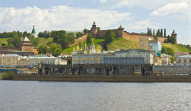 Nizhniy Новгород стоковое фото rf
