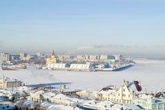 Nizhniy Novgorod Στοκ εικόνα με δικαίωμα ελεύθερης χρήσης