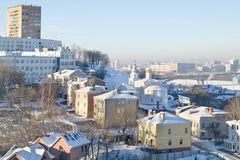 Nizhniy Novgorod Royalty Free Stock Photography