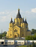 Nizhniy Novgorod Royalty-vrije Stock Foto's