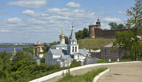 Nizhniy Novgorod stock foto