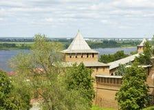 Nizhniy Novgorod Stockbilder