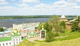 Nizhniy Novgorod 库存照片