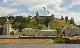 Nizhniy Novgorod Stock Photo