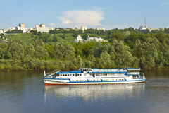 Nizhniy Novgorod Royalty Free Stock Photography