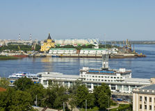 Nizhniy Novgorod, Russia Stock Photo