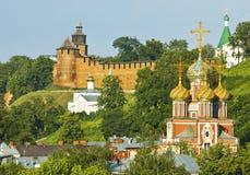 Nizhniy Novgorod Royalty Free Stock Images