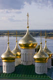 Nizhniy novogord dome church Stock Photo