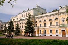 nizhny θέατρο novgorod δράματος στοκ εικόνα με δικαίωμα ελεύθερης χρήσης