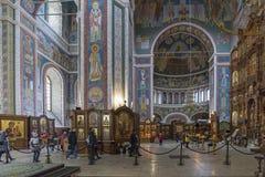 Nizhny Novgorod, Ρωσία - 03 11 2015 Το εσωτερικό Στοκ εικόνες με δικαίωμα ελεύθερης χρήσης