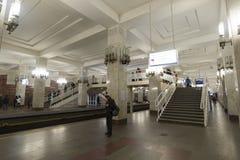 Nizhny Novgorod, ΡΩΣΙΑ - 02 11 2015 Εσωτερικό Στοκ Φωτογραφίες