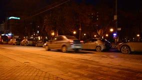 Nizhny Novgorod, Россия -04 11 2015 октябрь акции видеоматериалы