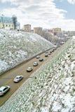 Nizhny Novgorod 都市风景 免版税库存照片