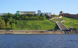 Nizhny Novgorod Arkivbilder