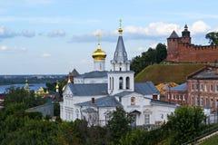 Nizhny Novgorod 库存照片