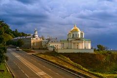 Nizhny Novgorod Royalty-vrije Stock Foto