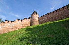 Nizhny Novgorod Stock Afbeelding