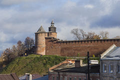 Nizhny Novgorod Arkivfoton