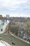 Nizhny Novgorod cityscapes immagine stock
