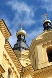 Nizhny Novgorod. Domkyrka. Arkivfoton