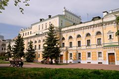 Nizhny Novgorod Drama Theatre Royalty Free Stock Image