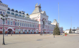 Nizhny Novgorod Fair Royalty Free Stock Photos