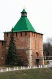 Nizhny Novgorod. Kremlin. stock photos