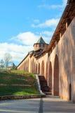 Nizhny Novgorod Kremlin Stock Photo