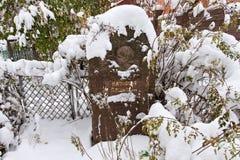 NIZHNY NOVGOROD ROSJA, LISTOPAD, - 07, 2016: Grób Catherine Alekseevna Peshkova 1901-1906 Zdjęcie Stock