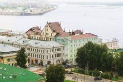 Nizhny Novgorod, Rosja, Sierpień, lato 2016 obrazy stock