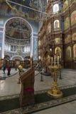 Nizhny Novgorod, Rosja - 03 11 2015 Wnętrze Zdjęcia Royalty Free