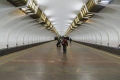 Nizhny Novgorod, RUSIA - 02 11 2015 El interior Foto de archivo libre de regalías