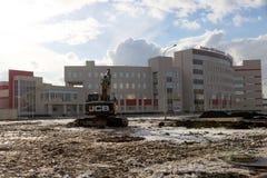 Nizhny Novgorod, Russia - 22 marzo 2016 Immagine Stock Libera da Diritti