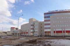 Nizhny Novgorod, Russia - 22 marzo 2016 Immagini Stock Libere da Diritti