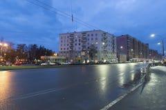 Nizhny Novgorod, Russia - November 02. 2015. The Stock Photos