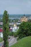 Nizhny Novgorod, Russie Images libres de droits