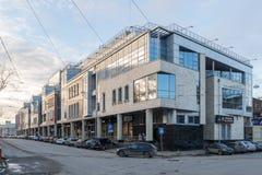 Nizhny Novgorod RYSSLAND - November 04 2015 Royaltyfri Bild