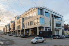 Nizhny Novgorod RYSSLAND - November 04 2015 Fotografering för Bildbyråer