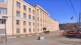 Nizhny Novgorod Teknik Företag Atomicenergyproject arkivfilmer