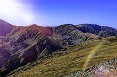 Nizke Tatry - baixo Tatras Imagens de Stock
