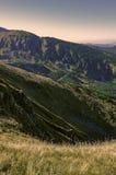 Nizke Tatry - baixo Tatras Fotografia de Stock