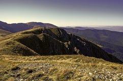 Nizke Tatry - baixo Tatras Imagem de Stock Royalty Free