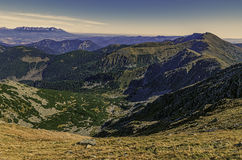 Low Tatras. Slovakian mountains in hearth of Europe Stock Images