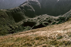 Low Tatras. Slovakian mountains in hearth of Europe Royalty Free Stock Photography
