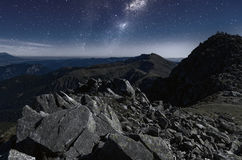 Low Tatras. Slovakian mountains in hearth of Europe Royalty Free Stock Image