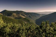 Nizke Tatry - Niski Tatras Zdjęcie Royalty Free