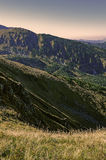 Nizke Tatry - Niski Tatras Fotografia Stock