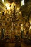 Nizkinitsky Monastir Obrazy Stock
